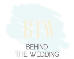 Behind The Wedding